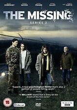 The Missing . The Complete Series 2 . Season 2 . Keeley Hawes . 2 DVD . NEU OVP