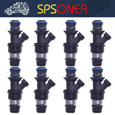 8pcs 25348180 Fuel Injector For Chevy GMC Marine 8.1L Truck 2001-2004 440cc