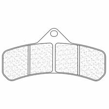 Pastilla de freno 2586XBK5 8-Kolben - Alicates Spiegler S8 A/B/C