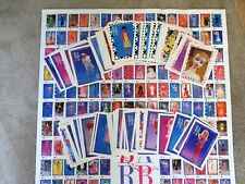 1991 Barbie Trading Cards and Poster