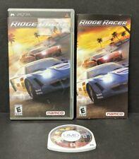 Ridge Racer (Sony PSP, 2005) Complete