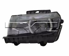 TYC NSF Left Side HID Headlight For Chevrolet Camaro LT/SS 2014-2015 Models