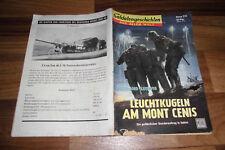 SOLDATENGESCHICHTEN  # 28 / 1958 -- LEUCHTKUGELN am MONT CENIS // Sonderauftrag
