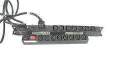 Modular PDU Extension Bar Series EO4601 + HP E7674-63001 7 Outlet PDU 100-240V