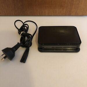 Netgear XAV1004 Powerline AV Adapter with 4-Port Ethernet Switch