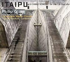 Los Angeles MAster Chorale - Itaipu, and Three Songs for Choir a Cappella [CD]