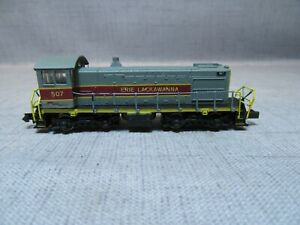 N Scale Arnold 5024 Alco S-2 Diesel Locomotive Erie Lackawanna  (Tested)