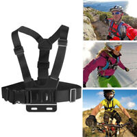 Adjustable Chest Strap Mount Kits For Go pro Session/4/3/HD Sports Action Camera