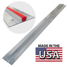 "(25) 4 ft Extruded Aluminum Heat Transfer Plates for 1/2"" PEX -   o"