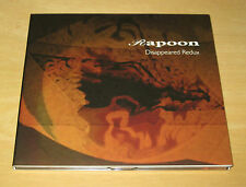 Rapoon - Disappeared Redux CD SIGNED zoviet france reformed faction oöphoi coil