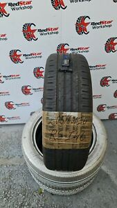 205 60 16 W XL CONTINENTAL ECOCONTACT6 Used Part Worn 5+mm x1 Tyre CHEAP RS146