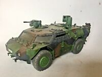 German Fennek LGS 1/35 built and painted with full Interiors and resin wheels