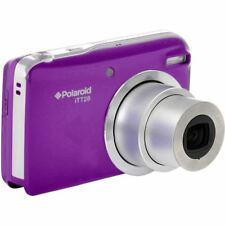 Polaroid Purple 20 Mega Pixel 20x Optical Zoom Ultra Compact Digital Camera