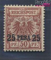 Deutsch-Ostafrika 5I mit Falz 1893 Aufdruckausgabe (8296824