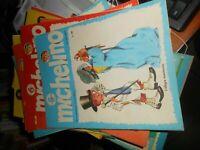 FUMETTI vintage MICHELINO ANNI 1962-1963-1964-1965 VINTAGE ELENCO