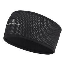 Ron Hill Wind Block Headband Black Size S/M rrp£15