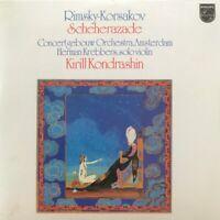 RIMSKY-KORSAKOV SCHEHERAZADE CD KONDRASHIN PHILIPS CARD SLEEVE NEAR MINT