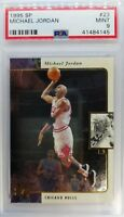 1995-96 Upper Deck SP Michael Jordan #23, Foil CHICAGO BULLS HOF, Graded PSA 9 !
