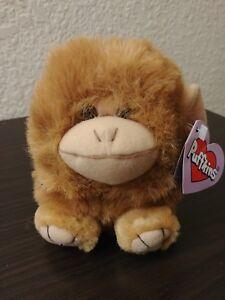 Puffkins Amber Stuffed Plush Toy