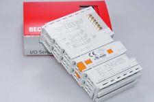 Beckhoff EL7342 2-Kanal-DC-Motor-Endstufe 50 V Dc,3,5 a Conf. Orig. , Nuovo