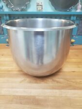 Hobart Equivalent 20 Quart 20 Qt Stainless Steel Bowl Read