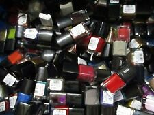 LOT OF 100 COVERGIRL OUTLAST NAIL POLISH ALL FULL SIZE NEW .GOOD MIX!! EL 1212