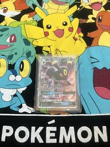Pokemon Umbreon GX 80/149 (Miscut/Misprint) Sun & Moon Ultra Rare Full Art