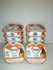 New listing Nutro perfect portion Chicken Pate Wet Cat Food 12 Twin Pks 2.65Oz
