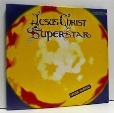 JESUS CHRIST SUPERSTAR soundtrack DOUBLE LP BOX SET EX/EX MAPS 2075-D/1-2, vinyl