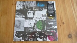 THE PREFECTS - Going through the motions LP. Rare Punk 77,Post Punk,Wire,Slits