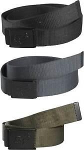 Fox Racing Mr. Clean Web Belt - MX Metal Buckle Polyurethane Strap Mens Casual