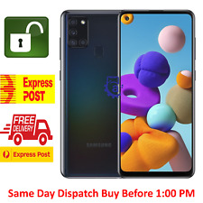 """NEW Samsung Galaxy A21s (6.5"""", 5000mAh, 32GB/3GB) Unlocked Express Post AU STOCK"""