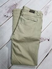 ALTAMONT Cut From A Different Cloth 969 Slim Straight Jean Mens Brown Size 32x32