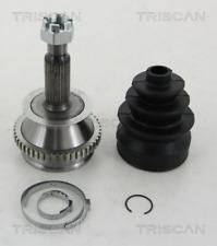 Faltenbalg Antriebswelle getriebeseitig, Vorderachse Blue Print ADC48118 Achsmanschettensatz
