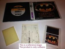 Batman PC engine HE system HuCard NTSC-J Japan Rare
