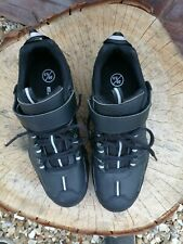 Brand new Ladies Women's Bicycle Cycle Bike Shoes Black Size eur 39