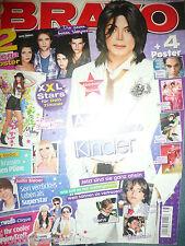 Bravo Nr.38 2009 Miley Cyrus Mega Poster Michael Jackson Tokio Hotel Lady Gaga