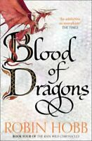 Blood of Dragons by Robin Hobb 9780008154462 | Brand New | Free UK Shipping