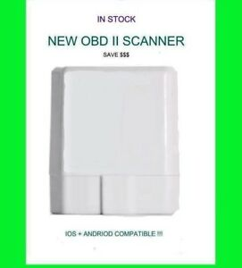 New OBD-II Generic Car Diagnostic 'fixd' Scan tool for 3rd party