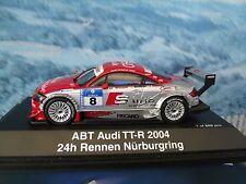 1:43  Schuco (Germany) Audi TT-R 2004
