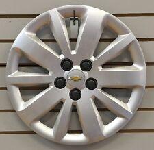 2011 Chevrolet Cruze 16 Hubcap Wheelcover Oem 9598792 Factory Original Fits 2012 Chevrolet Cruze Lt