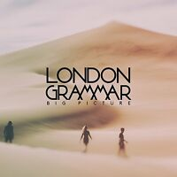 London Grammar, Big Picture, NEW/MINT Numbered Ltd edition 7 inch vinyl single