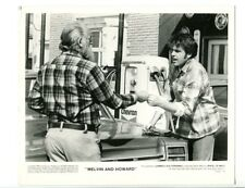 Melvin And Howard-8x10-B&W-Promo-Still-Paul LeMat-James Strong-NM