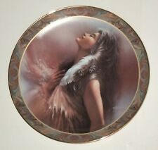 "Bradford Exchange 1994 Collector plate ""The Promise"" Native Beauty Lee Bogle"