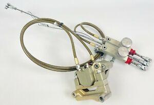 OTK Tony Kart EVK & 401 Complete Rear Brake System