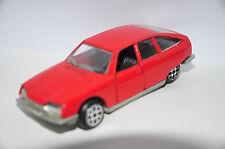 POLISTIL E 30 Citroen GS MADE IN ITALY E30 70er 70s Die Cast Modellauto red rot