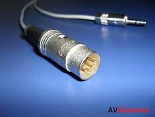 iPod/iPad/iPhone/MP3/PC/TV to Bang & Olufsen B&O AUX Cable (2 Mtrs,HQ)