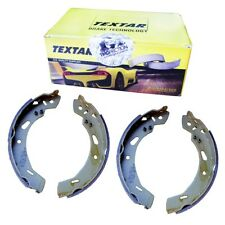 4 Textar Bremsbacken hinten Ford Fiesta 3 GFJ Courier 1,1-1,8