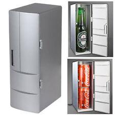 Compact Portable PC Mini USB Fridge Freezer Refrigerator Drink Can Cooler Warmer