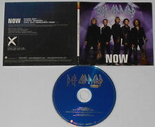Def Leppard  Now - 2002 U.S. promo cd